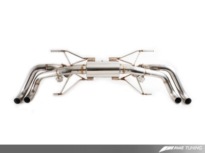 AWE Tuning 3025-31028 Audi R8 4.2L Spyder SwitchPath Exhaust