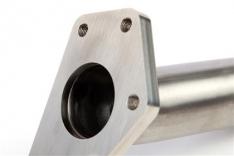 GrimmSpeed 007064 Uppipe 3-Bolt Inlet – WRX/STI/LGT/FXT