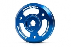 GrimmSpeed 095022 15+ Subaru BRZ/FR-S Lightweight Crank Pulley – Blue