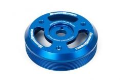 GrimmSpeed 095022 15+ Subaru BRZ/FR-S Lightweight Crank Pulley – Blue