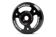 GrimmSpeed 095023 15+ Subaru BRZ/FR-S Lightweight Crank Pulley – Black