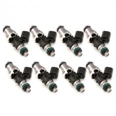 Injector Dynamics ID1050X Injectors 14mm (Grey) Adaptor Top (Set of 8)