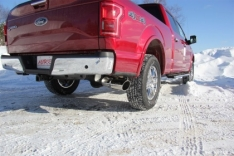 MBRP S5259409 2015-2020 Ford F-150 2.7L / 3.5L EcoBoost 4in Cat Back Single Side T409 Exhaust System