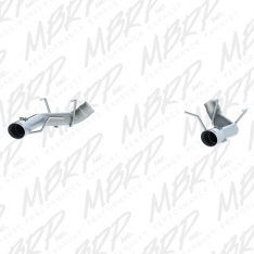 MBRP S7203304 2011-2014 Ford Mustang GT 3in Dual Axle Back Muffler Delete – T304