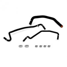 Mishimoto MMHOSE-MUS8-15ANCBK 15+ Ford Mustang GT Black Silicone Ancillary Hose Kit