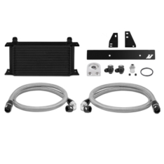 Mishimoto MMOC-370Z-09BK 09+ Nissan 370Z / 08+ Infiniti G37 (Coupe Only) Oil Cooler Kit – Black