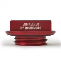 Mishimoto MMOFC-MUS2-HOONRD 05-16 Ford Mustang Hoonigan Oil FIller Cap – Red