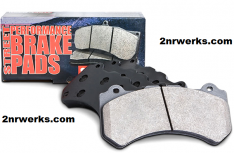 Stoptech Performance 104.14050 PosiQuiet Brake Pads