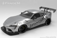 GReddy 66910406 Pandem RB 2019+ Toyota Supra A90 Wing