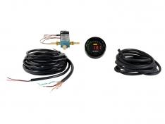 AEM 30-0352 X-Series Tru-Boost Controller Gauge w/ Boost Control Solenoid 80PSIg Internal MAP Sensor