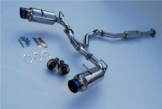 Invidia HS12SSTGTT 12 Scion FRS/BRZ / Toyota 86 60mm N1 Ti-Tip Cat- Back Exhaust
