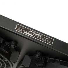 Mishimoto MMFS-BRZ-13PBK 2013+ Subaru BRZ/Scion FRS/Toyota GT86 Performance Black Aluminum Fan Shroud
