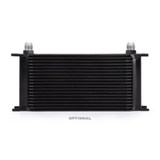 Mishimoto MMOC-EVO-08BK 08+ Mitsubishi Evolution X Black Oil Cooler Kit