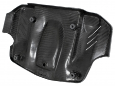 aFe Power 79-13002 BMW M5 F10 12-15 V8-4.4L (tt) Carbon Fiber Engine Cover (Matte)