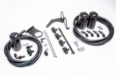 Radium Engineering 20-0555 Nissan R35 GT-R CCV Dual Catch Can Kit