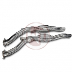 Wagner Tuning 500001001 Audi S4/RS4/A6 SS304 Downpipe Kit