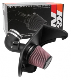 K&N 63-3105 16-19 Chevrolet Camaro L4-2.0L Turbo Aircharger Performance Intake