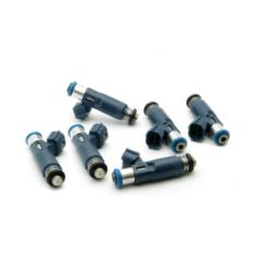DeatschWerks 21S-05-0600-6 03-10 350z/370z G35/G37 04-05 GTI R32 / NEO RB25DET 600cc Top Feed Injectors