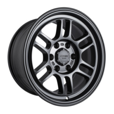 Enkei 528-790-9512BK RPT1 17×9 6×135 Bolt Pattern +12 Offset 106.1 Bore Black Wheel