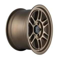 Enkei 528-790-9512GG RPT1 17×9 6×135 Bolt Pattern +12 Offset 106.1 Bore Titanium Gold Wheel