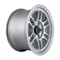 Enkei 528-790-9512SP RPT1 17×9 6×135 Bolt Pattern +12 Offset 106.1 Bore Silver Wheel
