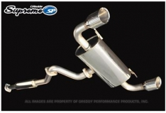 GReddy 10118206 Supreme SP Exhaust 13+ Subaru BRZ / Toyota 86