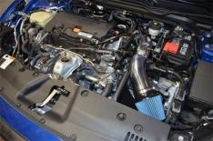 Injen SP1574P 2016 Honda Civic 2.0L, 4-cyl. 1pcs. Short-Ram Intake System w/MR Technology and Air Fusion