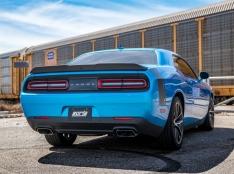 Borla 140641 2015 – 2019 Dodge Challenger SRT/392 Hemi 6.4L V8 ATAK Catback Exhaust w/ Valves Factory Bezel