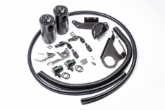 Radium Engineering 20-0525 Nissan 370Z Dual Catch Can Kit