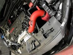 Injen SP1583WR 17-19 Honda Civic Type R 2.0T Wrinkle Red Short Ram Air Intake