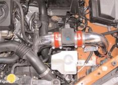 Injen 03-03.5 Mazdaspeed Protege Turbo Polished Cold Air Intake