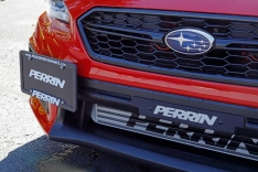 Perrin PSP-BDY-205F 2018+ Subaru WRX/STI w/ FMIC License Plate Holder