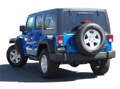 Borla 140634 12-18 Jeep Wrangler 3.6L V6 Auto/Manual Trans