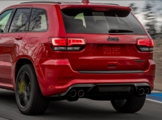 Borla 140756 ATAK®Cat-Back™ Exhaust 2018-2020 Jeep Grand Cherokee TrackHawk 6.2L V8 AWD 3in