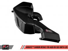 AWE Tuning 2660-15060 Audi B9 SQ5 3.0T AirGate Carbon Fiber Intake w/ Lid