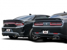 Borla 140648 Dodge Challenger SRT Hellcat 2015-2019 Cat-Back™ Exhaust ATAK®