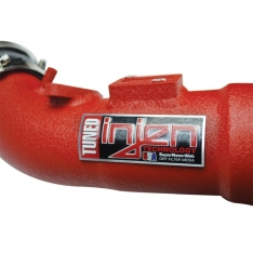 Injen SP1583WR 17-19 Honda Civic Type R 2.0T Wrinkle Red Short Ram Air Intake