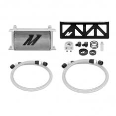 Mishimoto MMOC-BRZ-13 13+ Subaru BRZ / 13+ Scion FR-S/ Toyota 86 Oil Cooler Kit – Silver