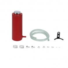 Mishimoto MMRT-CAWRD Aluminum Coolant Reservoir Tank – Wrinkle Red