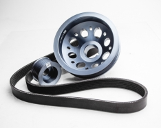 Agency Power AP-Z34-130 09-17 Nissan GT-R R35/370Z 3.7L V6 Lightweight Pulley Kit