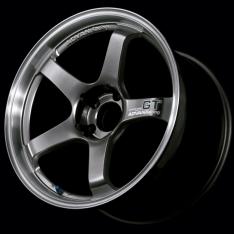 Advan GT Premium Version 21×9.5 +40 5-114.3 Machining & Racing Hyper Black Wheel