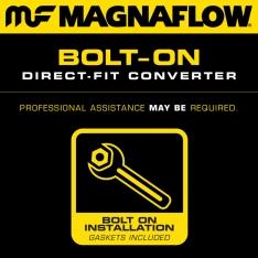 MagnaFlow Conv DF '00-'04 Lexus IS/GS300 mani