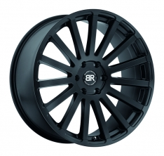 Black Rhino Spear 22×9.5 5×150 ET25 CB 110.1 Matte Black Wheel