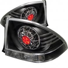 Spyder Lexus IS 300 01-05 LED Tail Lights Black ALT-YD-LIS300-LED-BK