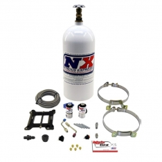 Nitrous Express Mainline Carb Nitrous Kit w/10lb Bottle