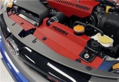 Perrin PSP-ENG-510RD 08-14 Subaru STi / WRX Red Radiator Shroud