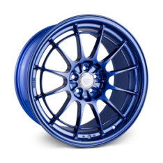 Enkei 3658958040BL NT03+M 18×9.5 5×100 40mm Offset Victory Blue Wheel