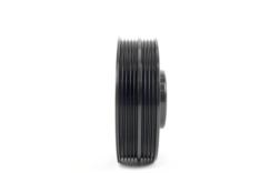 Perrin PSP-ENG-100BK Crank Pulley Black 2002-2014 WRX / 2004+ STI