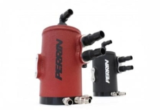 Perrin PSP-ENG-606RD 08-14 Subaru WRX/STI Red Air Oil Seperator for TMIC only