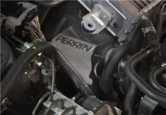 Perrin PSP-EXT-001 04-11 Subaru STi / 05-08 Legacy GT / 02-11 WRX / 04-09 Forester XT Brushed Turbo Heat Shield